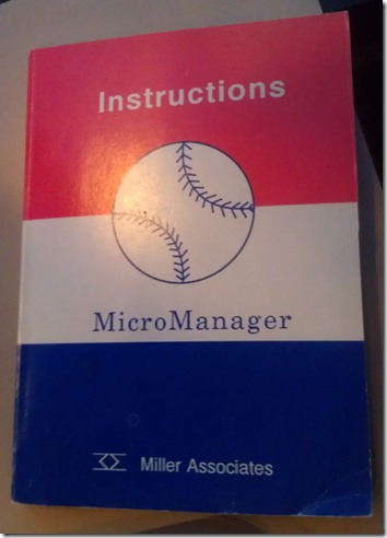 Micromanager cover