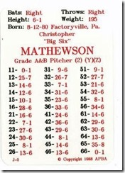 mathewson